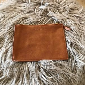 Ann Taylor Wallet/Clutch/Cosmetic Case - New!